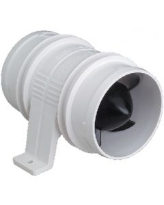 Attwood Turbo 3000 Blower, Standard, 12-volt, White