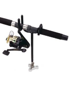 "Attwood Sure Grip Fishing Rod Holder 5 Angle, 8"" With Mounting Base, Part 50713"