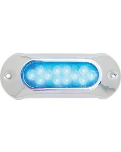 Attwood Armor LED Underwater Light, 3,250 Lumens, Sapphire Blue