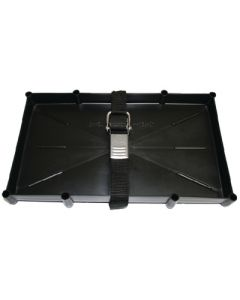 T-H Marine Supply Battery Tray - W-Stainless Ste NBH24SSCDP