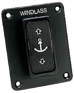 Lewmar Guarded Up/Down Rocker Switch