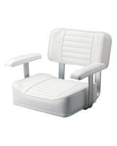 Garelick 251 Heavy Duty Seat with Standard Frame, White