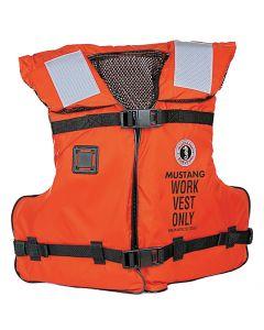 Mustang Survival Mustang Work Vest w/ Solas Tape