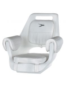 Wise Deluxe Pilot Seat 007 with Cushions and Mounting Plate