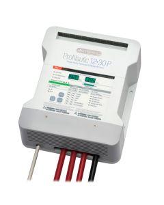 ProMariner ProNautic 1230P 30 Amp 3 Bank Battery Charger 63130