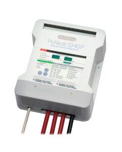 ProMariner ProNautic 1240P 40 Amp 3 Bank Battery Charger 63140