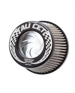 "Tau Ceti 2.5"" Black Tornado Flame Arrestor Filter"
