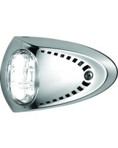 Attwood Stainless Steel Surface Mount White LED Docking Light