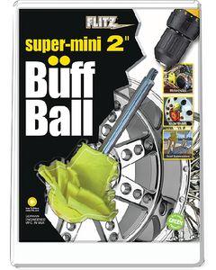 Bell SPR MINI BUFFBALL 2IN CLMSHLL