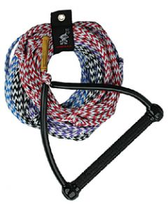 Airhead 75' 4-Section Performance Water Ski Rope