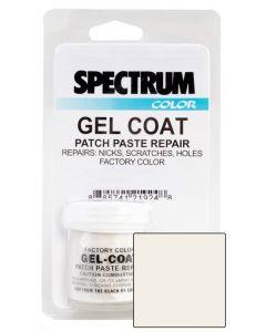 Spectrum Color Sea Ray, 1988-2002, Arctic White Color Boat Gel Coat Patch Paste Repair Kit