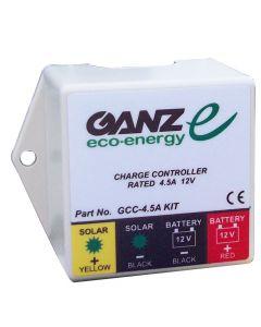 GANZ eco-energy GANZ Eco-Energy GCC-4.5A Kit Charge Controller