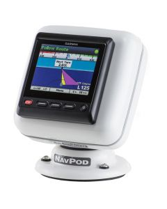 Navpod PP4101 PowerPod Precut f/Raymarine i70/ST60,  Garmin GMI10,  Furuno F150 or Simrad IS20