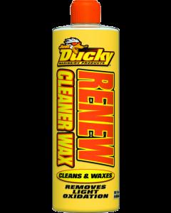Ducky Renew Cleaner Wax, 16 oz