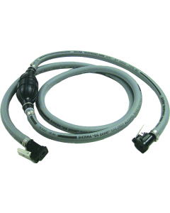 "Sierra Johnson Evinrude, Silverado 4000, 3/8"" Id Epa Fuel Line Assembly, 8' - 18-8009EP-1"