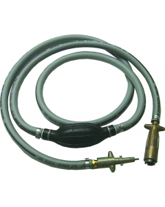 "Sierra 8Ft Mercury, Silverado 4000, 3/8"" Id Epa Fuel Line Assembly With Hose Barb Ends - 18-8010EP-1"