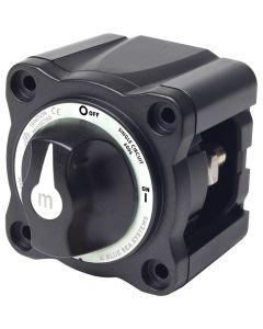Blue Sea Systems Blue Sea 6006200 Battery Switch Mini ON/OFF - Black