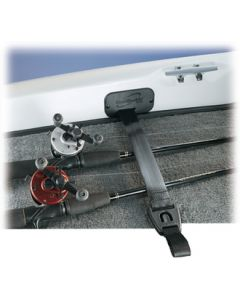 Indiana Marine Rodbuckle Gunwale Deck Retractable Rod Hold Down Mounting Kit, 24""