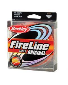 Berkley Fireline Fused Original 1500 Yd. Bulk Spool - Lb.Test/Diam: 8/3, Color: Smoke