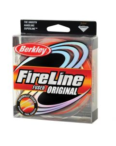 Berkley Fireline Fused Original 1500 Yd. Bulk Spool - Lb.Test/Diam: 10/4, Color: Smoke