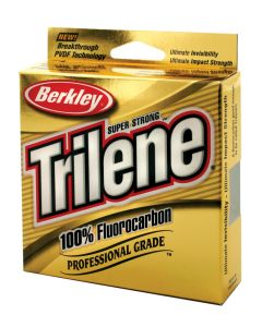 Berkley Trilene 100% Fluorocarbon Professional Grade Service Spool - 15 Lb.Test, Color: Clear