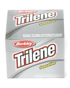 Berkley Trilene Sensation Service Spool - 8 Lb.Test, Color: Clear