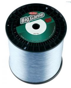 Berkley Trilene Big Game 1/4 Lb. Spool - 10 Lb.Test, Color: Steel Blue, Length: 1500 Yds.