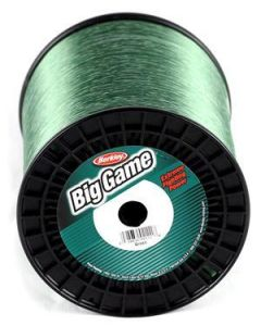 Berkley Trilene Big Game 1 Lb. Spool - 25 Lb.Test, Color: Green, Length: 2380 Yds.