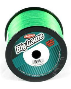 Berkley Trilene Big Game 3 Lb. Spool - 50 Lb.Test, Color: Solar Collector, Length: 3270 Yds.