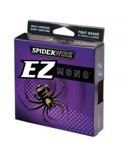 Spiderwire EZ Mono 220 Yd. Filler Spool - 8 Lb.Test, Color: Fl. Clear Blue