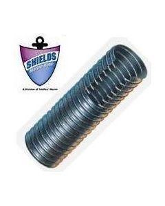 Shields Xtra-Hd Blk Vinylvent 3in X 50