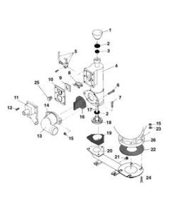 Groco Repair Kit Regular For Hf