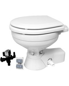 Jabsco Toilet Seat For Compact Bowls