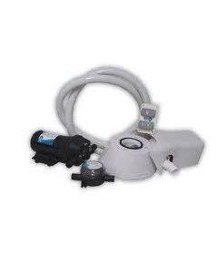 Jabsco Conversion Kit W/ Pump