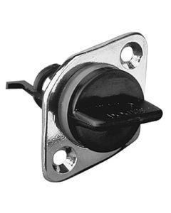 Seadog Drain Plug Chrome On Brass