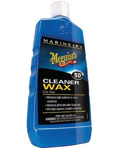 Meguiar's One Step Cleaner / Wax no.50, 16oz