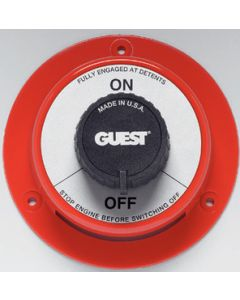 Guest Switch On/Off