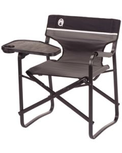 Coleman Deck Chair With Swivel Table