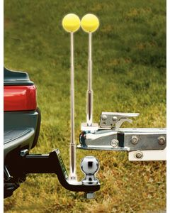 Tow Ready Vehicle & Trailer Alignment Tool - Fulton