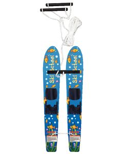 Hydroslide Ski School Wide Body Trainers
