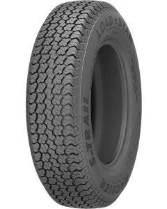 Loadstar Kenda Karrier ST145/R12 LRD Radial Trailer Tire