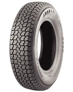 Loadstar Kenda Bias ST225/75D15 LRC K550 Trailer Tire