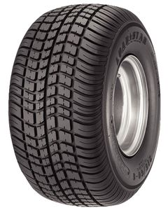 Loadstar Kenda K399 205/65-10 Bias Tire w/ 5H Galvanized Steel Wheel, LRE