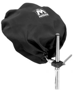 Magma, Bbq Cover - Small - Jet Black, Grill Accessories