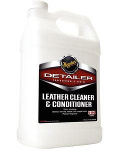 Meguiar's Leather Cleaner & Cond. Gallon