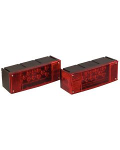 """Optronics Waterproof Over 80"""" Combination LED Tail Lights"""