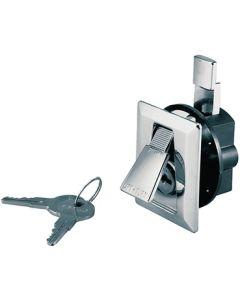 Perko 2-1/4 X 2 Chr Flush Lock Wkey