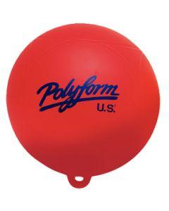 """Polyform Water Ski Slalom Buoy, Red, 8"""" X 8.5"""""""