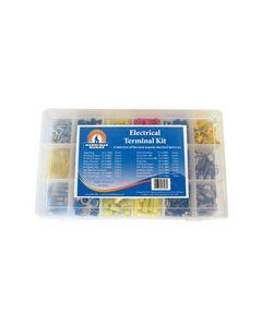 S&J Electrical Terminal Kit 175pcs - S & J Products