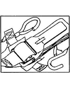 Scepter Tie Down Transom 2ft (Pr)